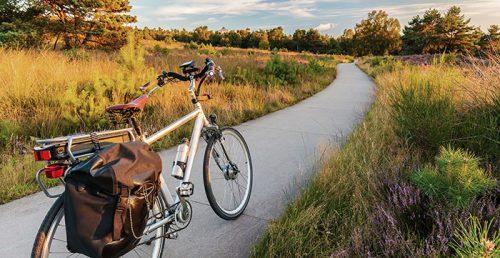 Fietsendrager voor elektrische fietsen