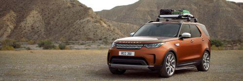 Land Rover führt modernste Funktionen ein